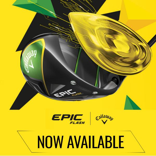 New callaway Epic flash range