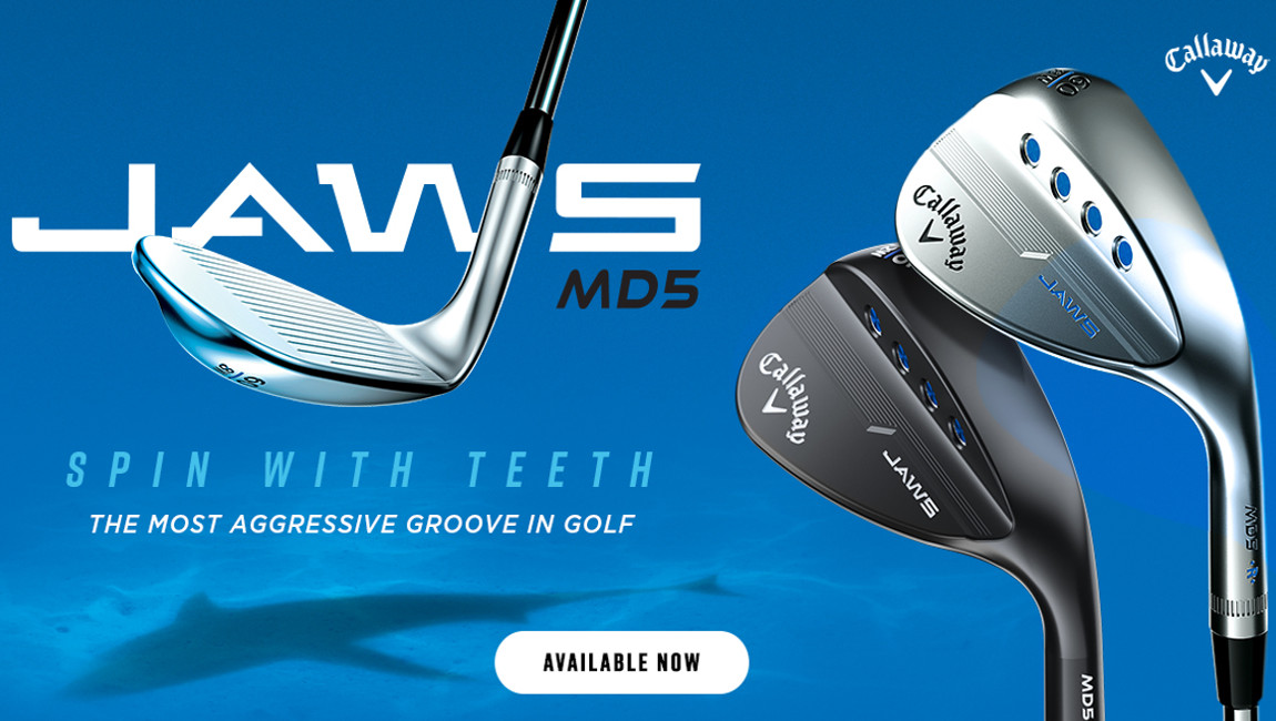 Callaway MD 5 Jaws Wedge