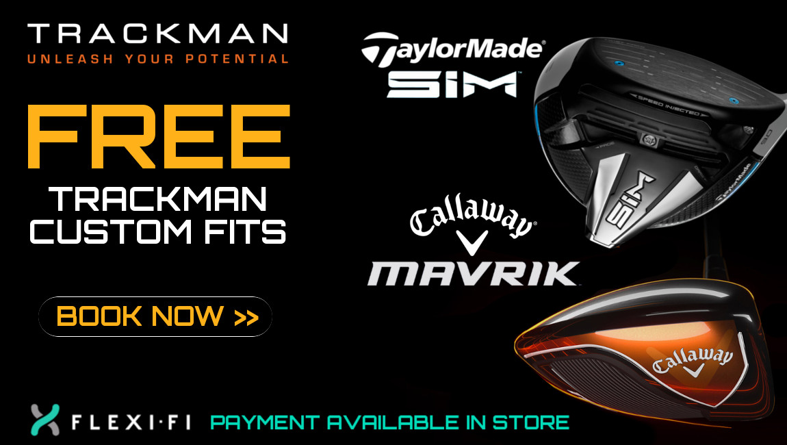 Free custom fitting for new clubs