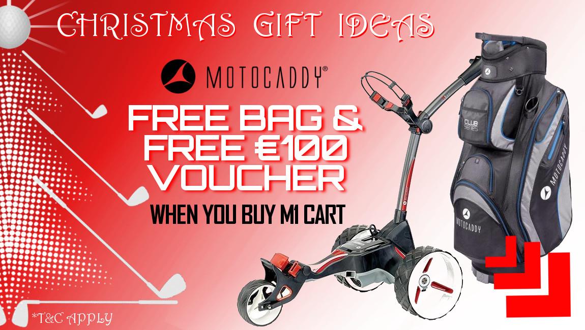 Motocaddy M1 Offer