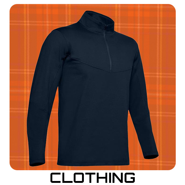 All clothing and rainwear