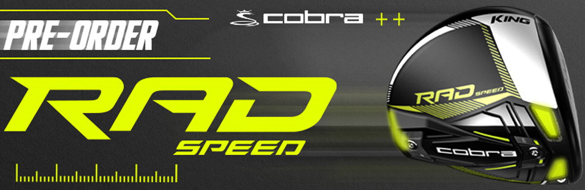 New cobra Rad Speed Range - Available now