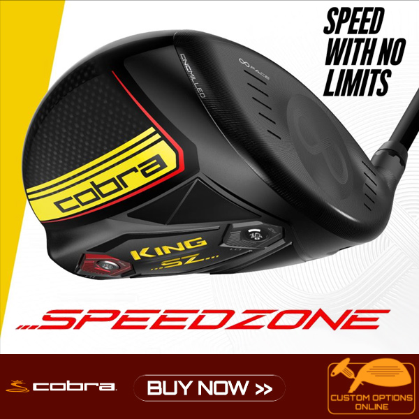 New Cobra King Speedxone