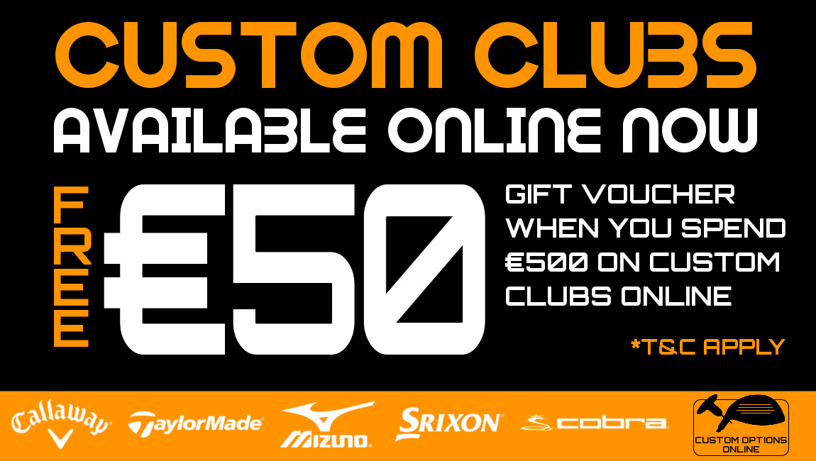 Buy Custom clubs