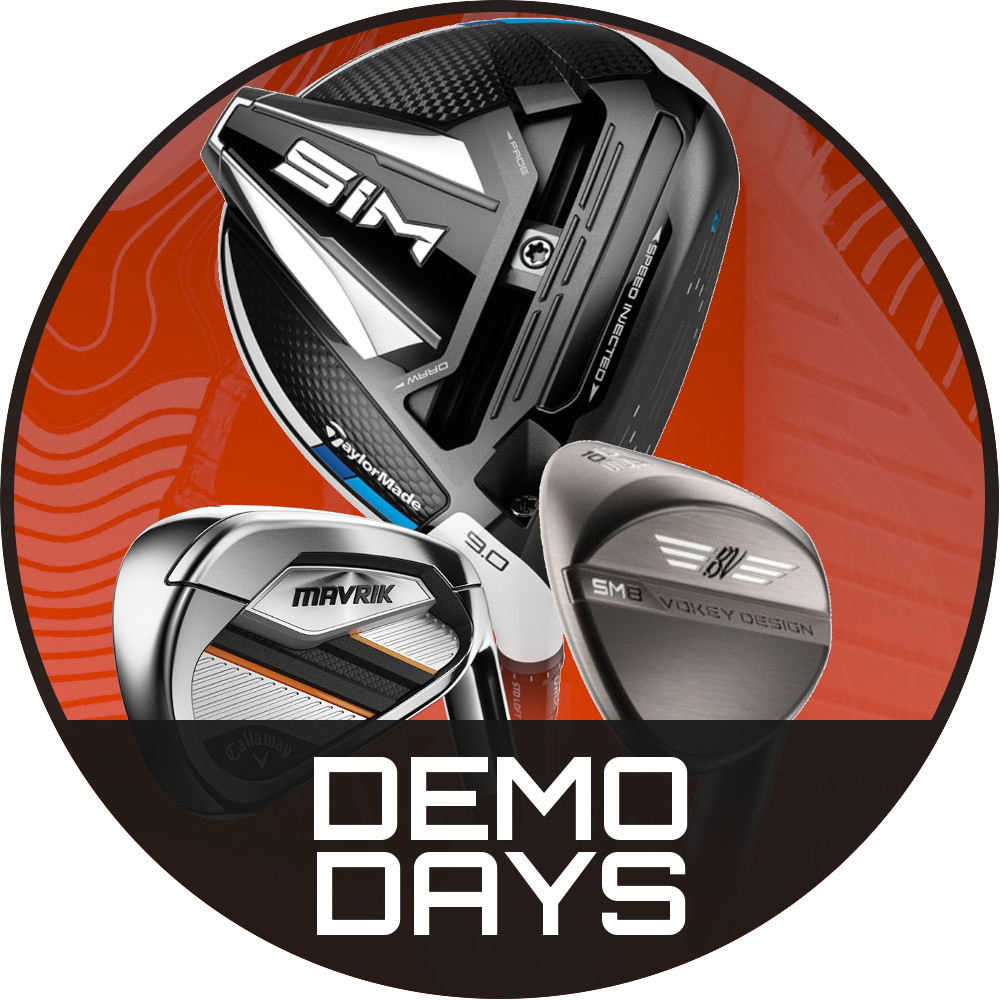 McGuirks Golf Demo Days