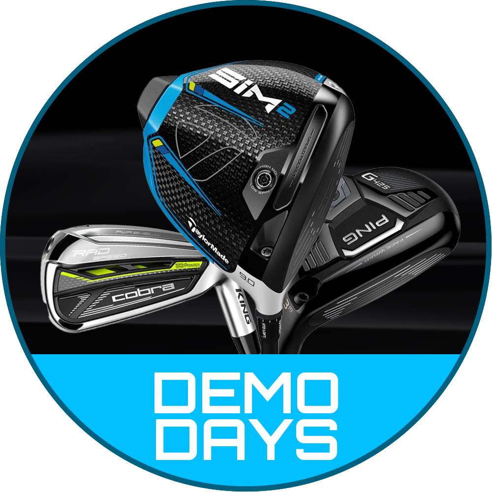 McGuirks Golf Demo Days