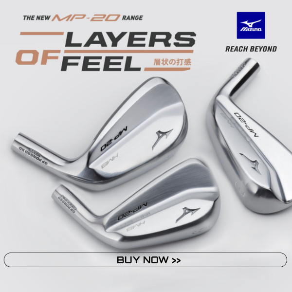 New Mizuno Irons availablke NOW