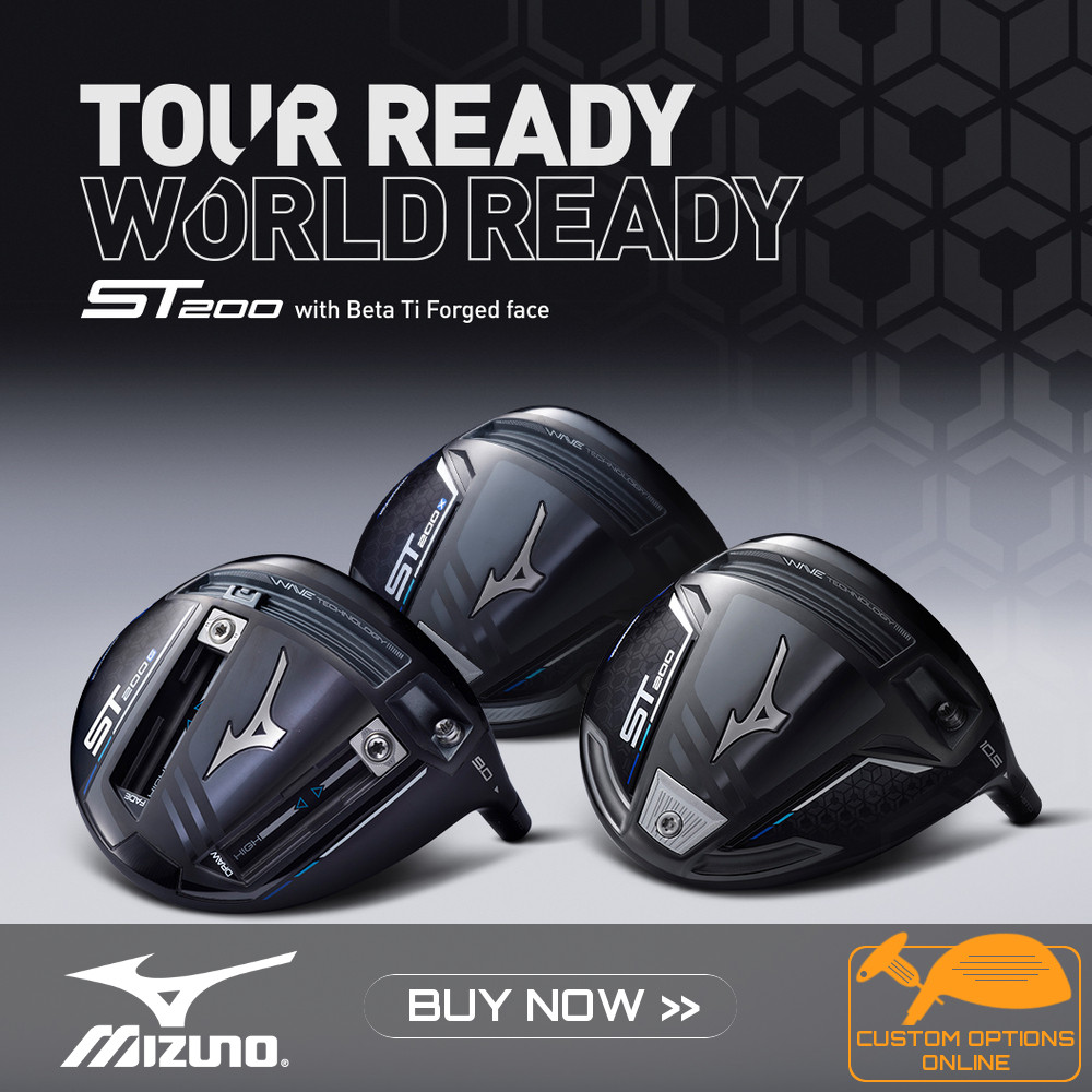 Mizuno ST-200 range pre-order now
