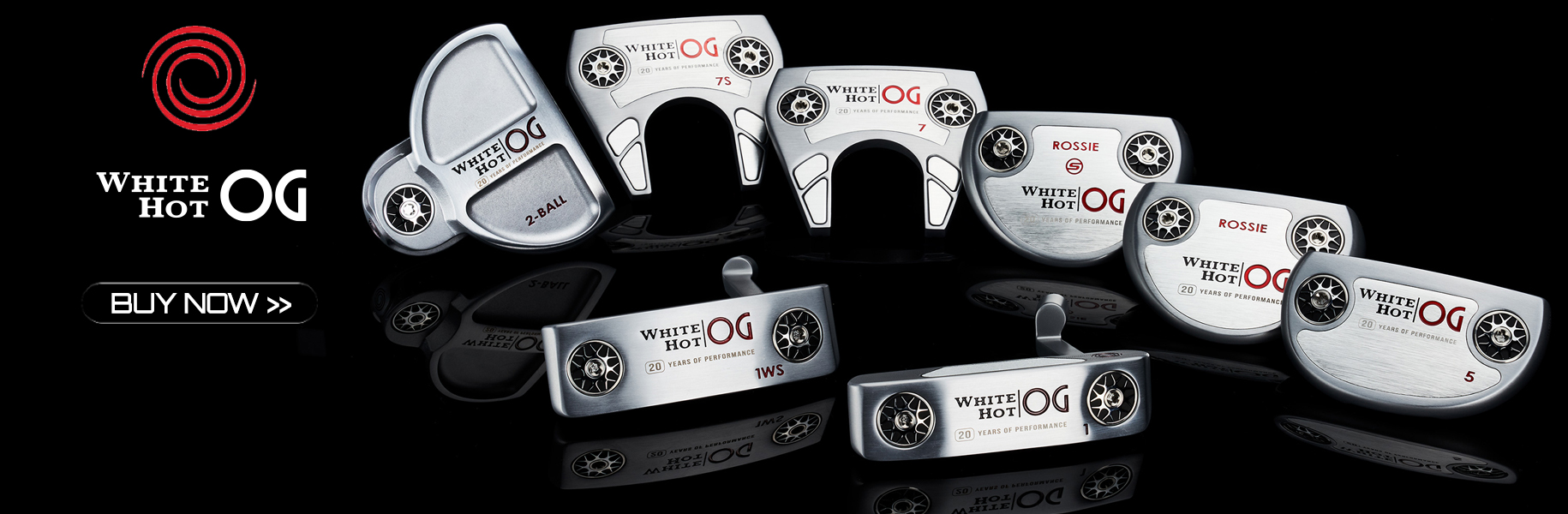 New Odyssey 2021 Putters - Available Now