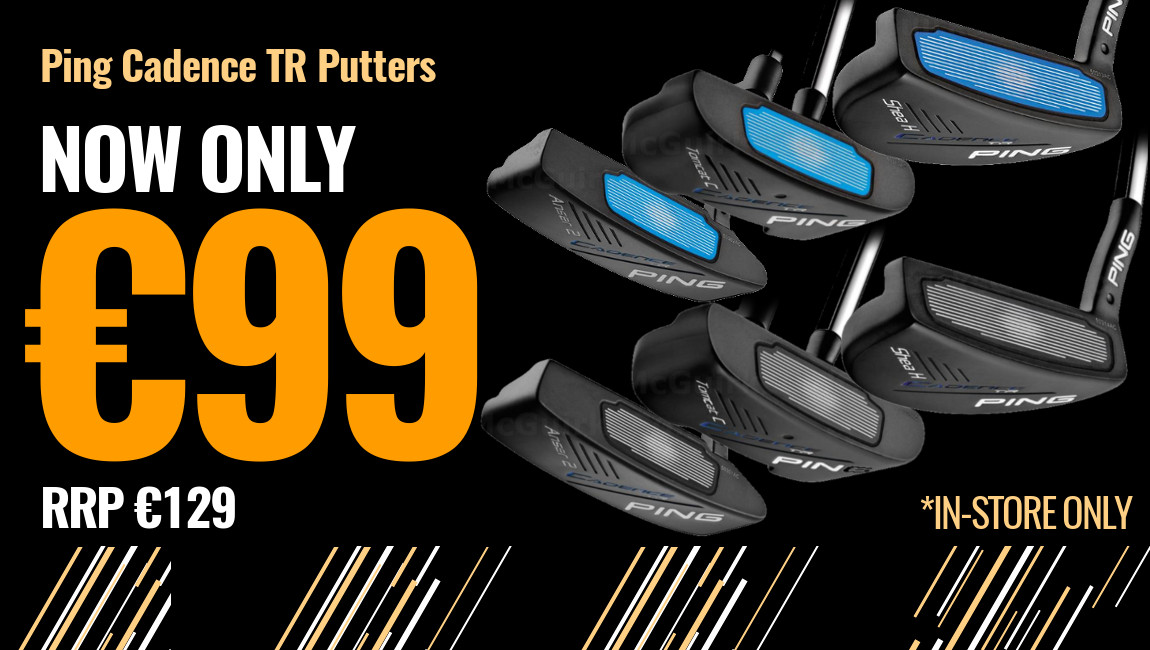ping cadence putters price reduction