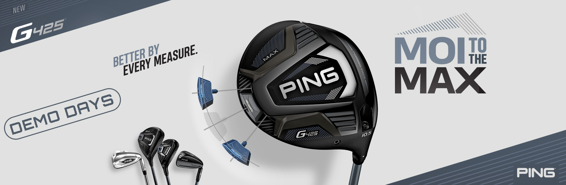 Ping Demo Days at McGuirks Golf