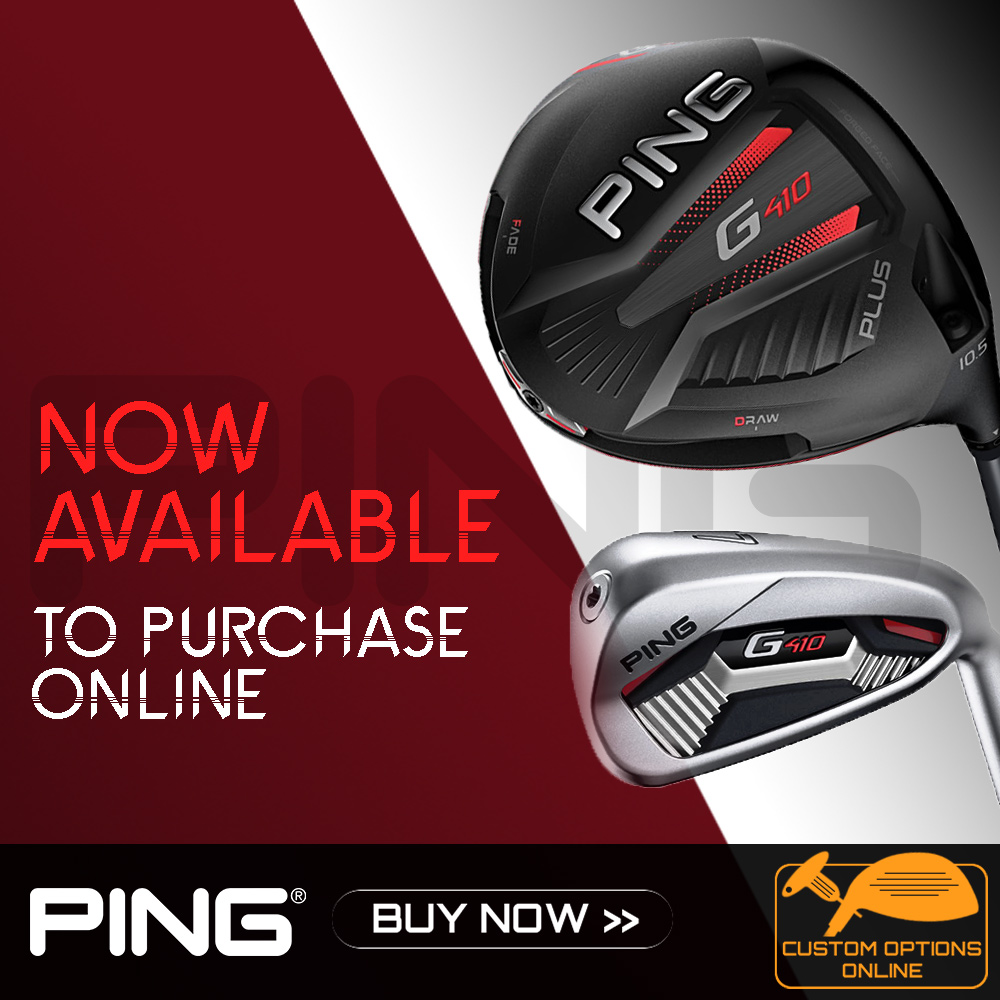 Ping Golf Clubs nov available to purchase online