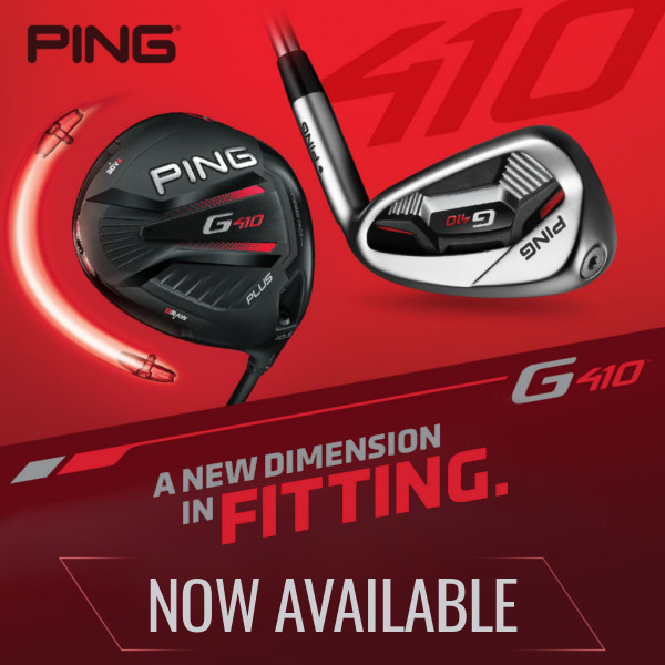 Ping G410 Range 2019