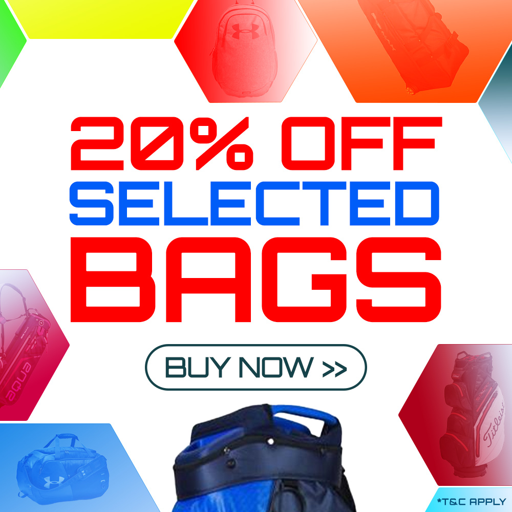 20% Off selected bags Sale