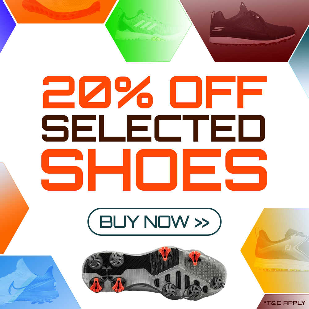 20% Off selected Shoes Sale