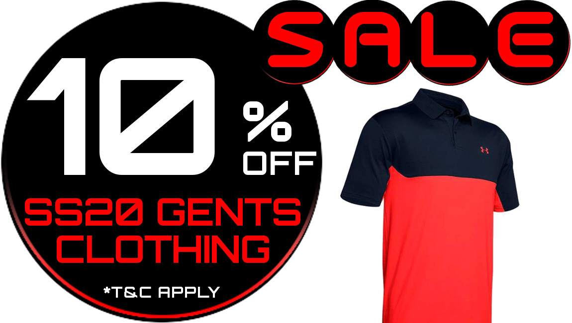 10% Off SS20 Clothing