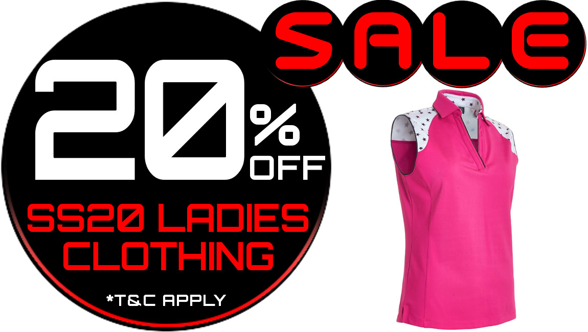 20% Off SS20 Ladies Clothing