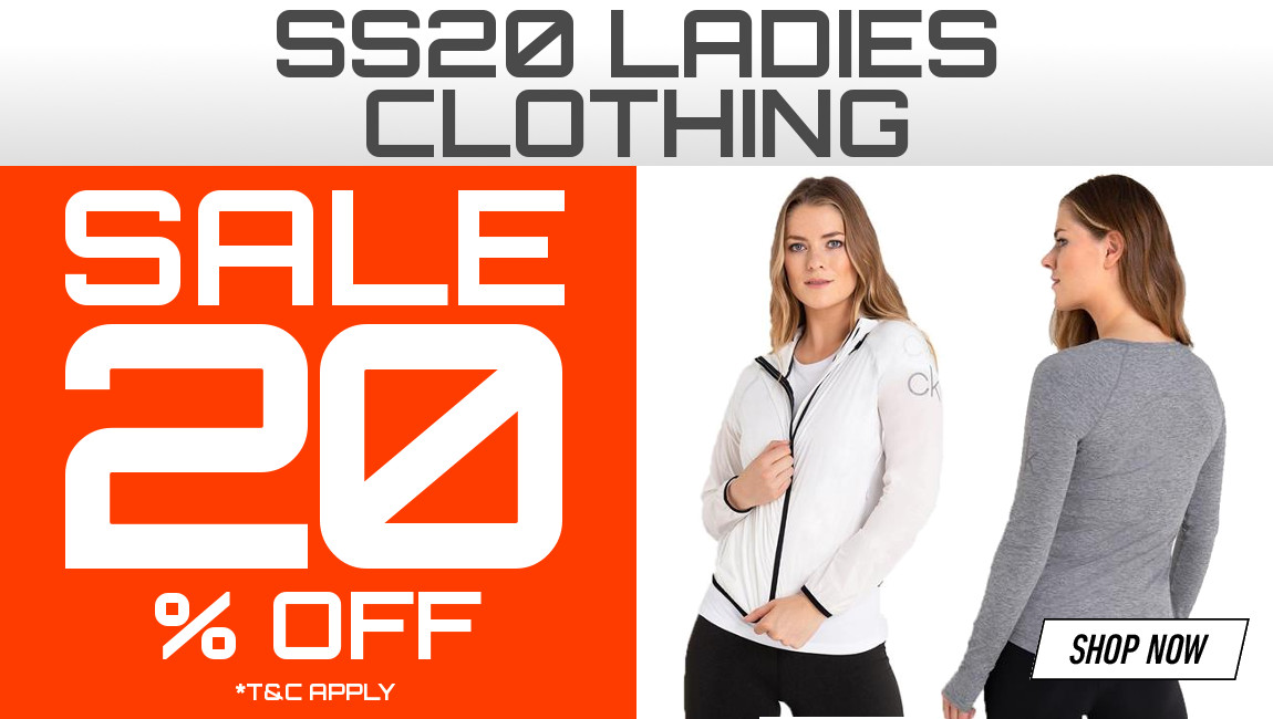 At least 20% Off Ladies Clothing
