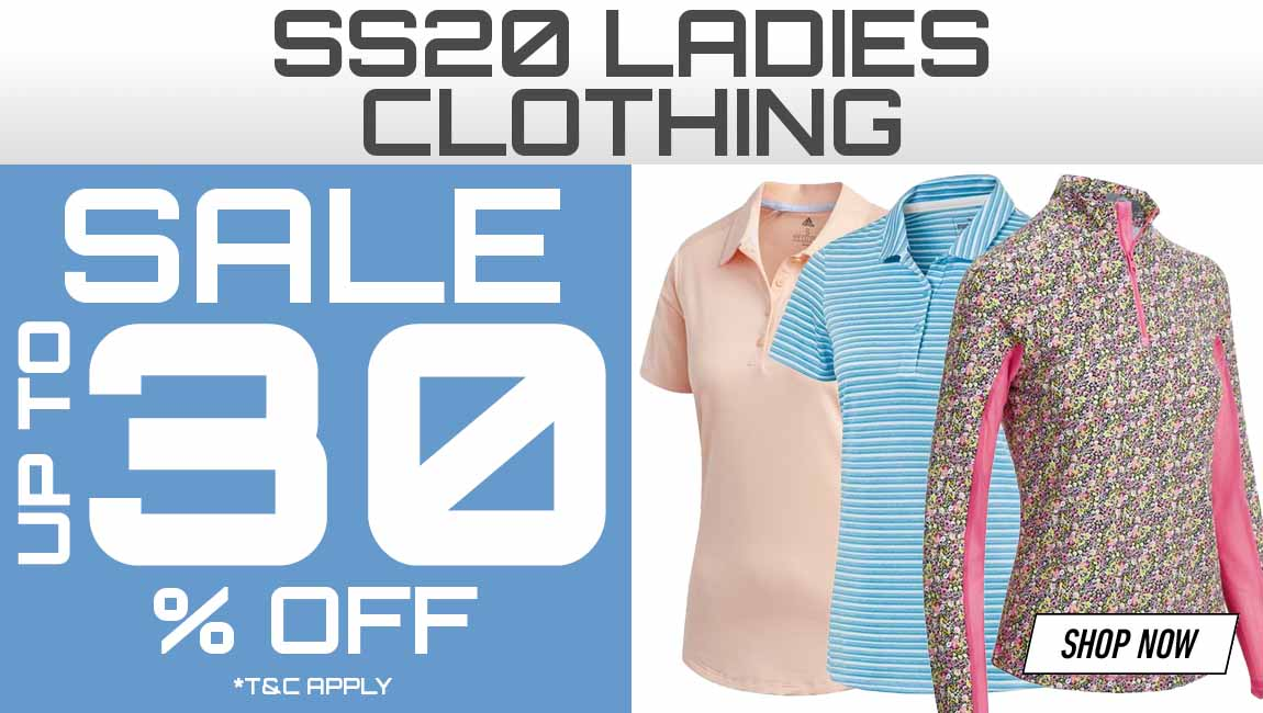 Up To 30% Off Ladies Clothing