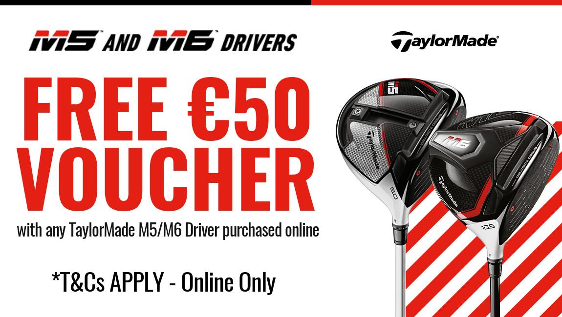 Free €50 Voucher