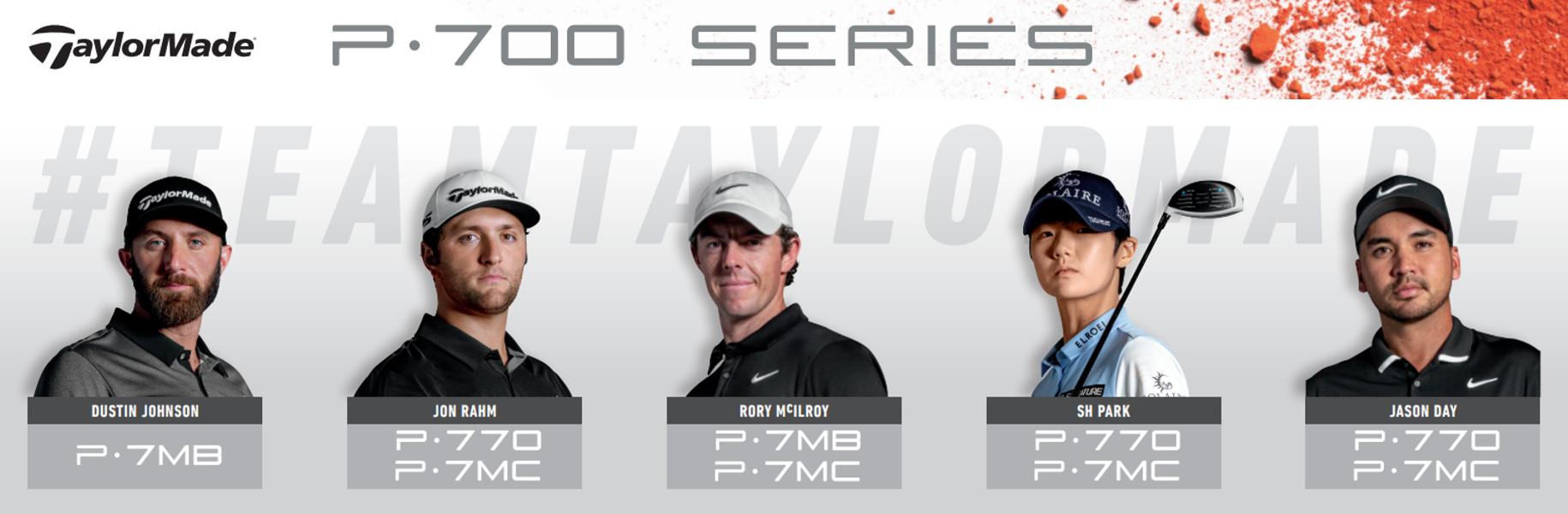 TaylorMade P series Irons