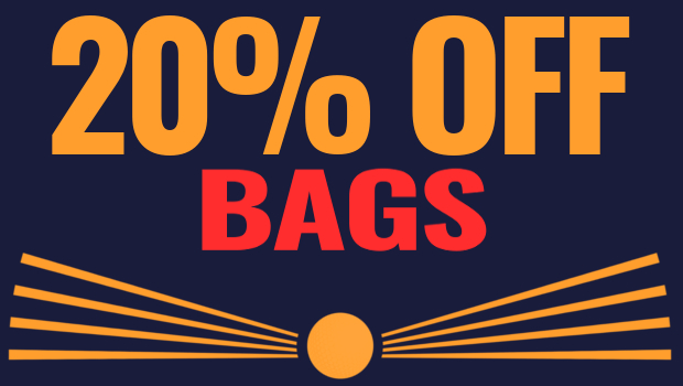 The Open Championship Offers - 20% Off bags