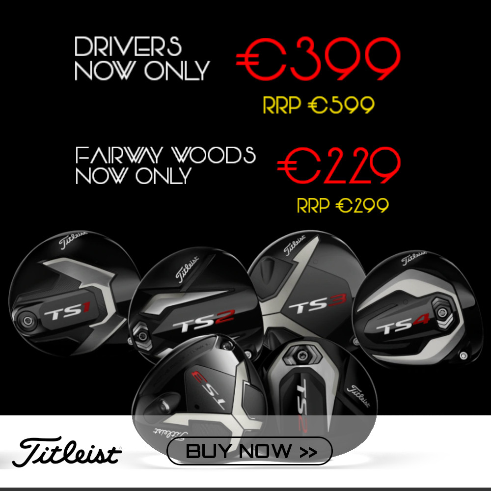 Titleist TS Woods Sale