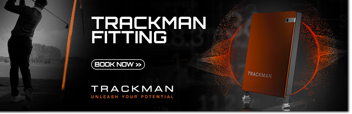 TrackMan Fitting - BOOK NOW