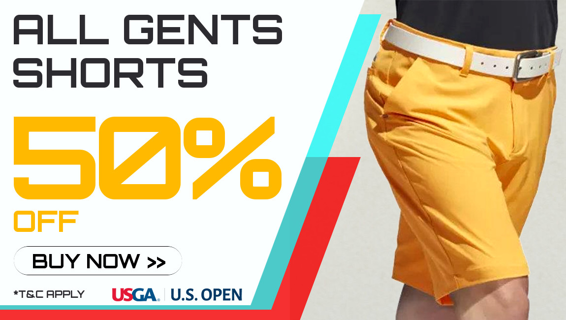 25% Off All Gents Shorts