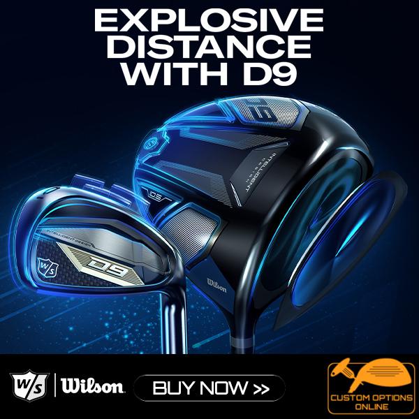 New Wilson D9 Range 2021 - buy now
