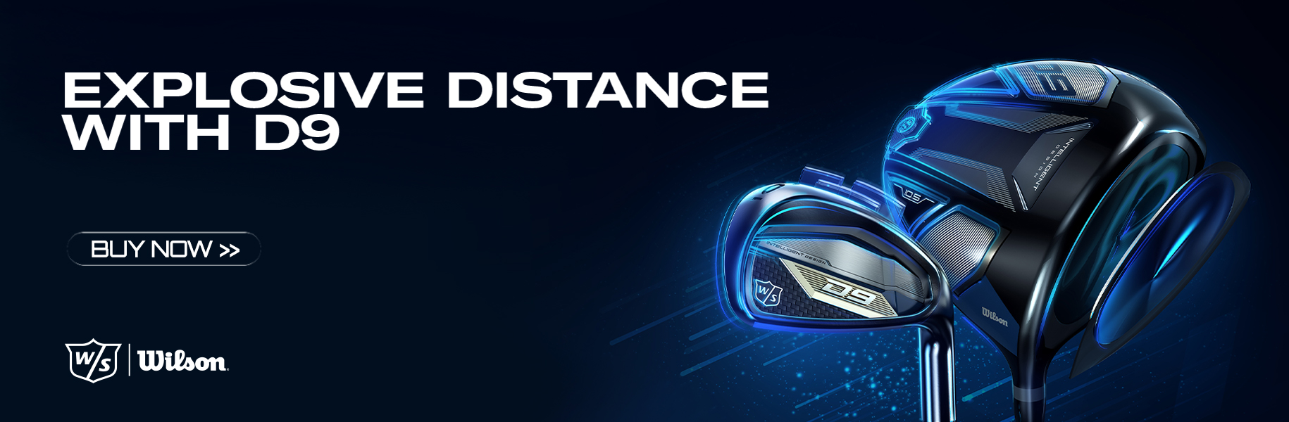 New Wilson D9 Range - Buy now.