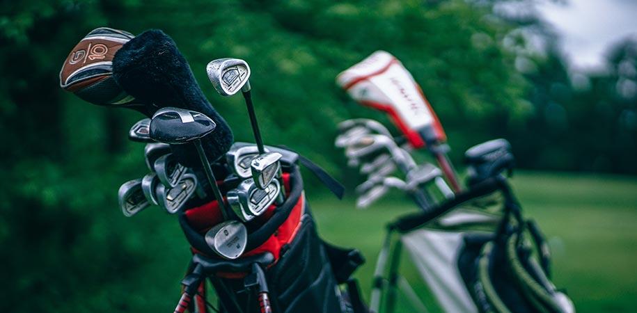 McGuirks Golf club rental scheme
