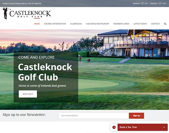 Castlenock Golf Club