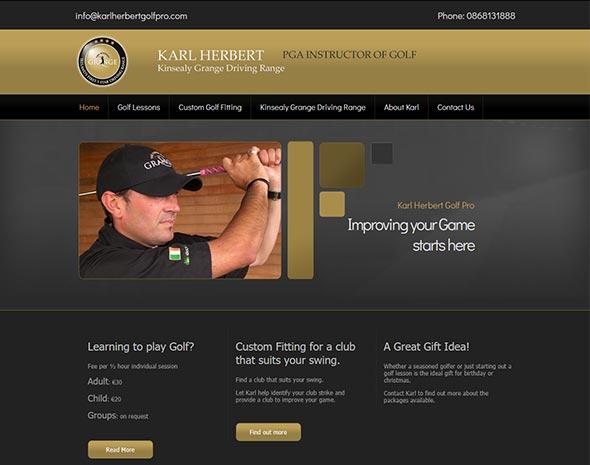 Karl Herbert Golf Pro