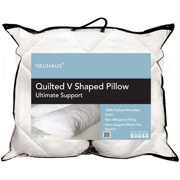 Neuhaus V-Shaped Pillow