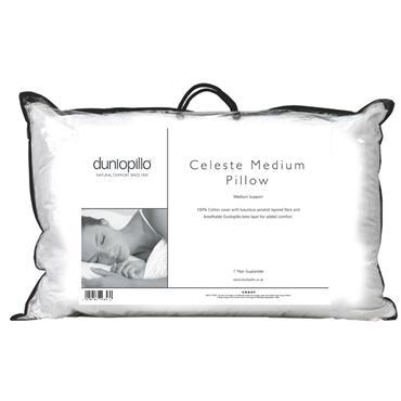 Dunlopillo Celeste Medium Pillow