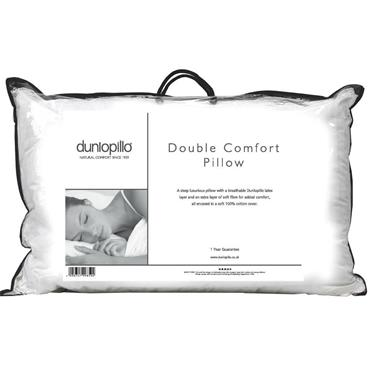 Dunlopillo Double Comfort Pillow