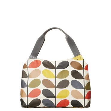 Orla Kiely Classic Shoulder Bag - Multi Stem