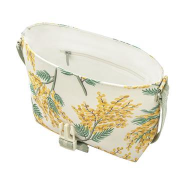 Cath Kidston Buckle Crossbody Mimosa Flower Bag - Warm Cream