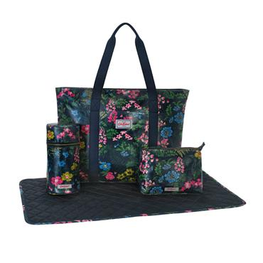 Twilight Garden Core Tote Nappy Bag - Cath Kidston