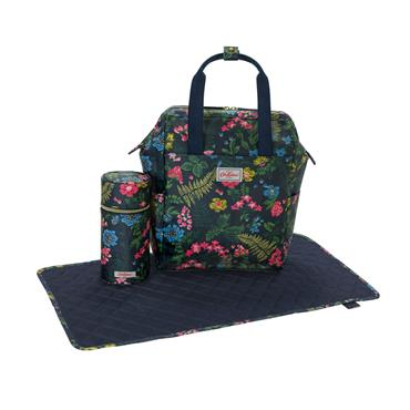 Cath Kidston - Twilight Garden Backpack Nappy Bag