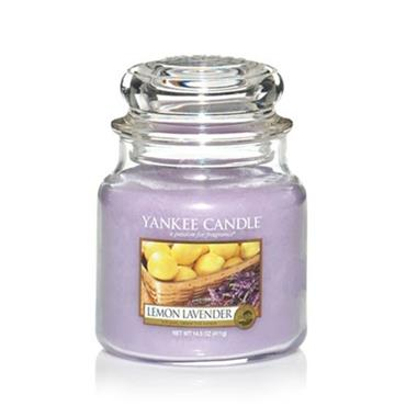 Yankee Candle - Lemon Lavender Medium Jar
