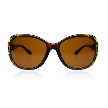TC RIVIERA SUNGLASSES - BROWN