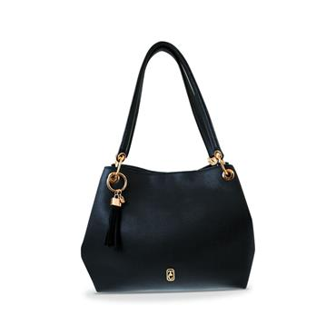 Tipperary Crystal Tote Sicily Bag - Black