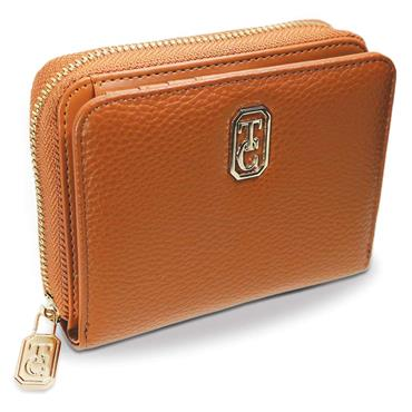 Tipperary Crystal The Windsor  Purse - Brown
