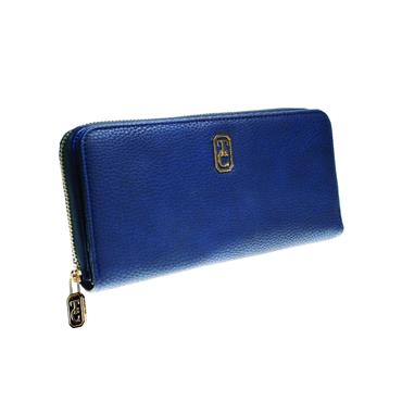 Tipperary Crystal Umbria Wallet - Navy