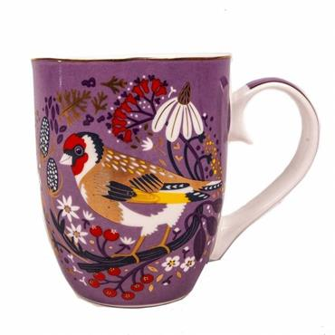 Tipperary Single Birdy Mug - Goldfinch