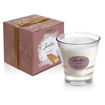 Jardin Collection Lavender Candle by Tipperary Candles