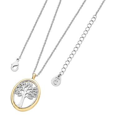 Oval Tree of Life Pendant
