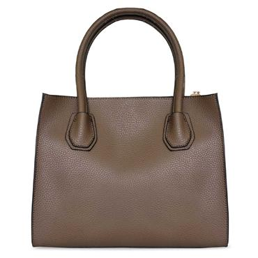 The Shanghai Hand Bag Chocolate Brown by Tipperary Crystal